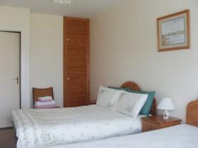 Guest Bedroom at Grasshopper Cottage