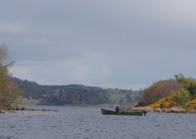 Dapping Lough Corrib 20 April 2012