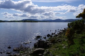 Lough Corrib in June